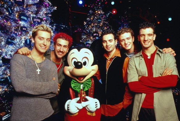 walt disney world twas the night before christmas tv - Nsync Christmas Album