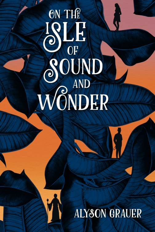 ON THE ISLE OF SOUND AND WONDER COVER